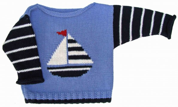 Sailboat Boatneck