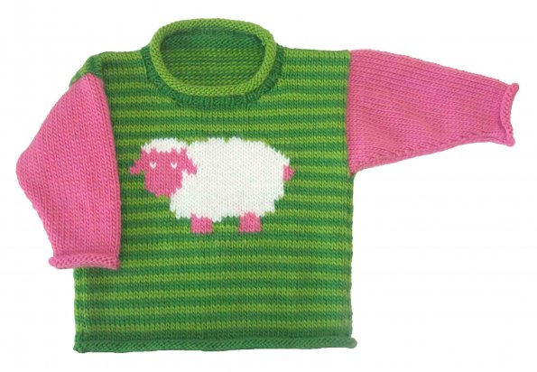 Sheep Pullover