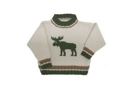 Moose Pullover