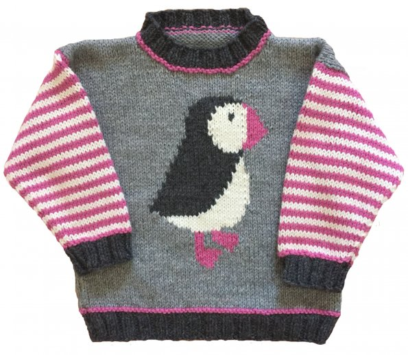 Puffin Pullover